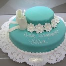 Torta Compleanno Tiffany Decorata